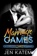 Marriage Games  A Spanking Romance  Book PDF