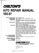 Chilton S Auto Repair Manual