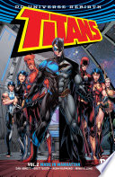 Titans Vol. 2: Made In Manhattan (Rebirth) : (teen titans) bring the high-flying hero...
