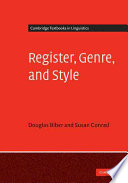 Register  Genre  and Style