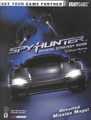 Ebook Spy Hunter Official Strategy Guide for XBox and Gamecube Epub Shane Mooney Apps Read Mobile