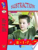 Subtraction Workbook Gr 1 3