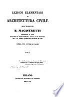 Lezioni Elementari di Architettura Civile