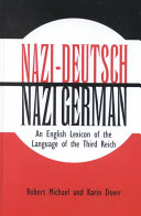 Nazi Deutsch Nazi German