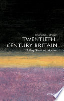 Twentieth Century Britain  A Very Short Introduction