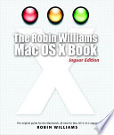 The Robin Williams Mac OS X Book