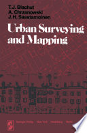 Urban Surveying and Mapping