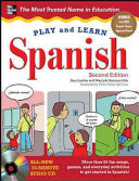 Play And Learn Spanish With Audio Cd 2nd Edition
