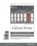 The Curious Writer  Brief  Books a la Carte Plus REVEL    Access Card Package