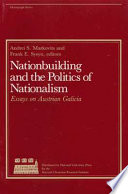 Nationbuilding and the Politics of Nationalism