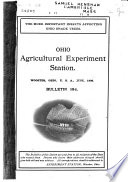The More Important Insects Affecting Ohio Shade Trees