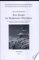 Ein Dorf in Nordost-Nigeria