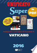 CATALOGO SUPER 2016   CAPITOLO VATICANO