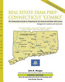 Real Estate Exam Prep  Connecticut Combo