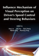 Influence Mechanism of Visual Perception on Driver's Speed Control and Steering Behaviors