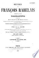 Oeuvres de François Rabelais
