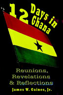 12 Days in Ghana Issue Alexandra Ventures Into The United States