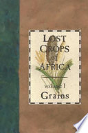 Lost Crops of Africa