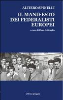 Il manifesto dei federalisti europei