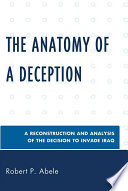 The Anatomy Of A Deception