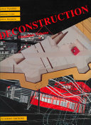 Deconstruction Omnibus : writings and projects from around the world. four...