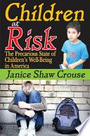 Children At Risk book