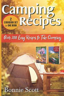 Camping Recipes 2 Cookbook Set