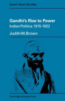 Gandhi S Rise To Power