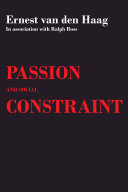 Passion And Social Constraint
