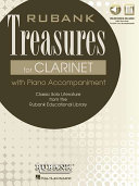 Rubank Treasures for Clarinet