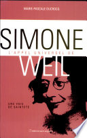illustration L'appel universel de Simone Weil