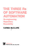 The Three Rs of Software Automation