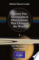 Twenty Five Astronomical Observations That Changed the World