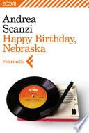 Happy Birthday  Nebraska