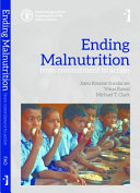 Ending Malnutrition With Leaders Of Inter Governmental Organizations And Civil