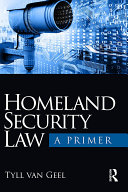 Homeland Security Law