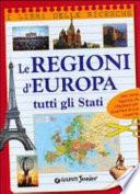 Le regioni d'Europa