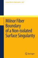 Milnor Fiber Boundary of a Non-isolated Surface Singularity