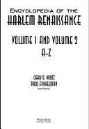 Encyclopedia of the Harlem Renaissance By Beauford Delaney The Writings Of