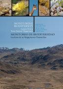 Monitoreo de Biodiversidad