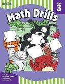 Math Drills Grade 3 Flash Skills  book