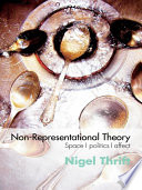 Non Representational Theory