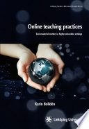 Online teaching practices