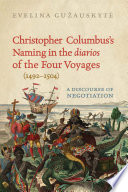 illustration du livre Christopher Columbus's Naming in the 'diarios' of the Four Voyages (1492-1504)