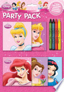 Disney Princess Party Pack