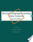 Second Language Learning Data Analysis