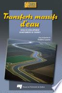 illustration Transferts Massifs D'Eau