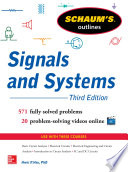 Schaum   s Outline of Signals and Systems 3ed