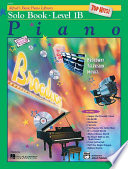 Alfred s Basic Piano Course Top Hits  Solo Book  Bk 1b  Book   CD