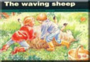 PM Storybooks - Green Level Set 3 the Waving Sheep (X6)